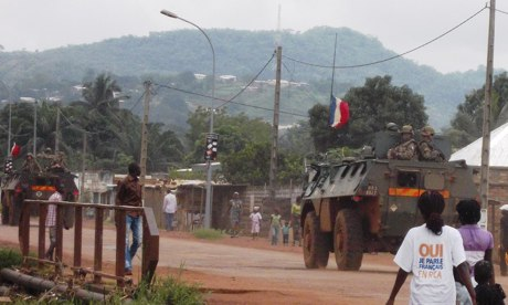 Francia la francia invier soldati nella repubblica centrafricana per rafforzare le forze - Bagno la pace tirrenia ...