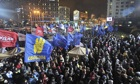 Ukrainians in rally demanding EU pact