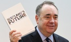 SNP sets out plan for independence