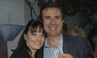 Robert and Sian Peston