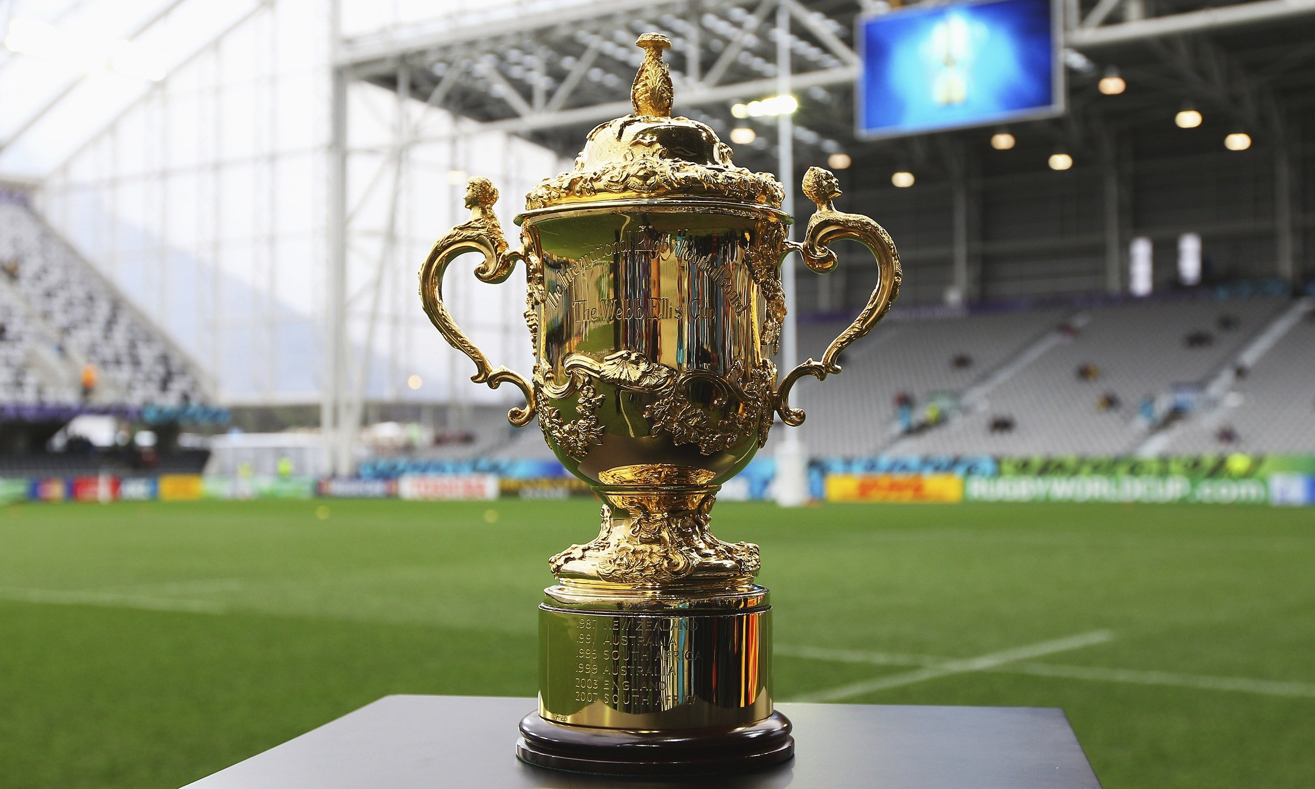 world cup of rugby