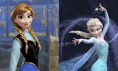 Frozen in time: when will Disney's heroines reflect real body shapes?