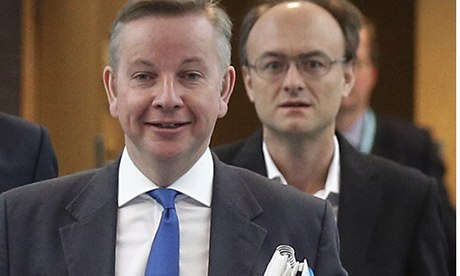 Who is really behind Michael Gove's big education ideas?