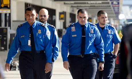 la on flipboard - Transportation Security Officer
