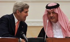 John Kerry smooths over US-Saudi tensions on Riyadh visit