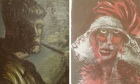 Otto Dix paintings from Nazi art trove