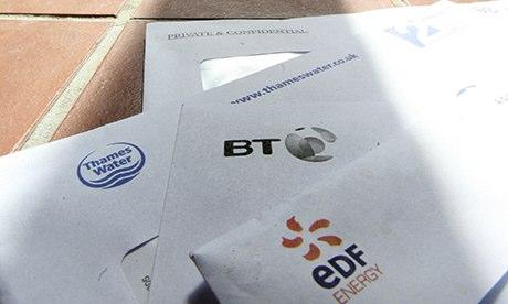 BT paper bills