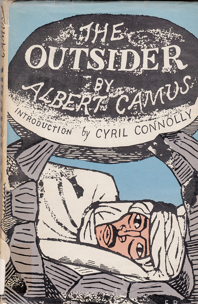 the theme analysis of the novel the outsider by albert camus Albert camus is a famous french writers and a key figure of the existentialism  philosophy feel free to use a paper sample on his book the stranger.
