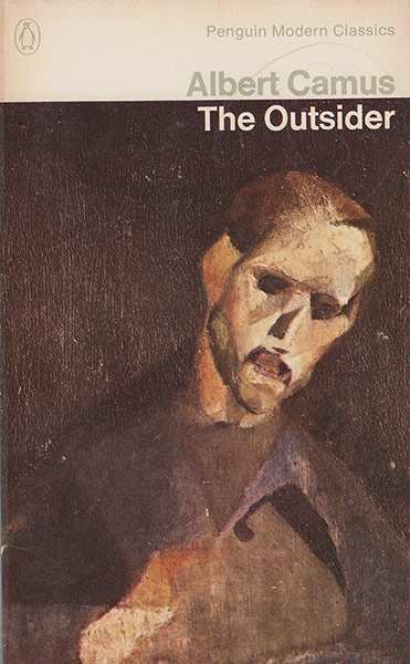 an analysis of the outsider by albert camus L'étranger (the outsider [uk], or the stranger [us]) is a 1942 novel by french author albert camus its theme and outlook are often cited as examples of camus.