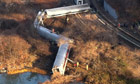 Metro-North train derailment