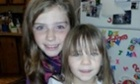 This undated family photo provided by the Pershing County Sheriff's Office shows Shelby Fitzpatrick, left, and Chloe Glanton.
