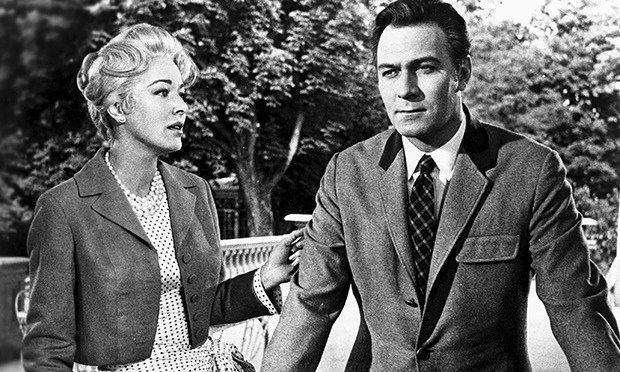 Eleanor Parker and christopher plummer