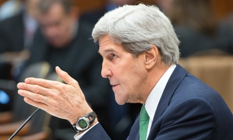 Kerry warns Congress: sanctions threat endangers historic Iran nuclear deal...