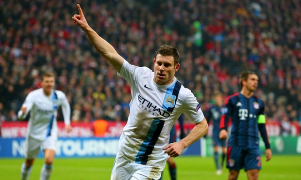 Bayern Munich 2-3 Manchester City -�as it happened...