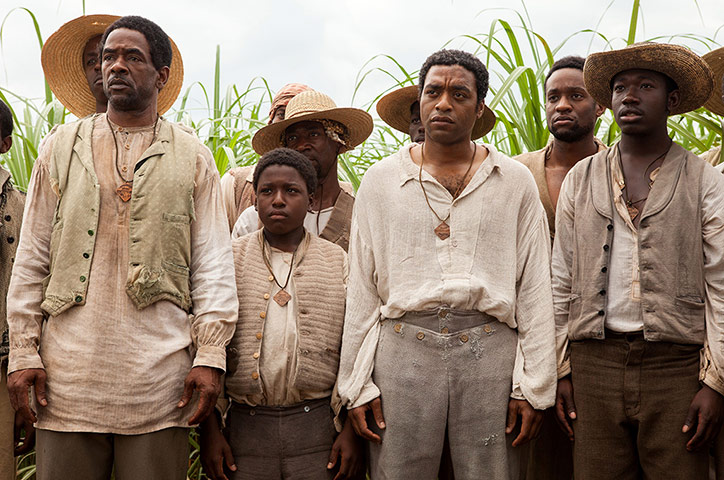 Golden Globes: 12 Years a Slave