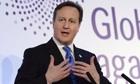 David Cameron at G8 dementia summit