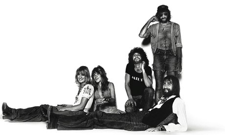Fleetwood Mac in the late 70s.