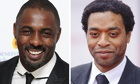 Golden Globe nominations Idris Elba Chiwetel Ejiofor