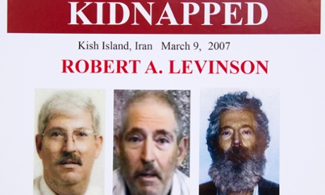 American missing in Iran since 2007 was working for the CIA