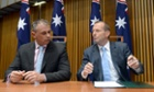 Coag: Tony Abbott's paid parental leave and disability schemes questioned