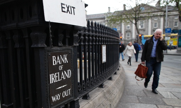 Ireland prepares to exit bailout - business live...