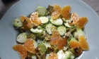 Hugh Fearnley-Whittingstall's brussels sprout clementine and chestnut salad