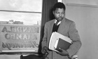 'The finest of an extraordinary generation':  Mandela as a young lawyer in 1952.