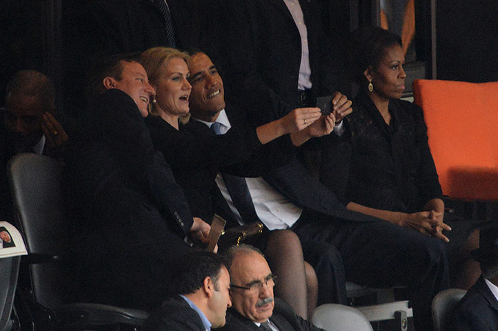 20 Photos: Barack Obama, David Cameron and Helle Thorning Schmidt