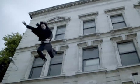 Benedict cumberbatch as bbc's sherlock