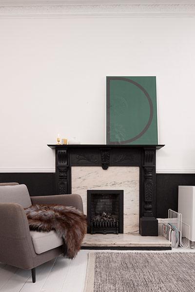 Interior design ideas mono mania  in pictures  Life and  ~ 190535_Living Room Ideas Dado Rail