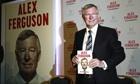 Sir Alex Ferguson memoir on course to top Christmas books chart