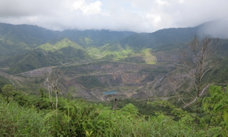 bougainville mine
