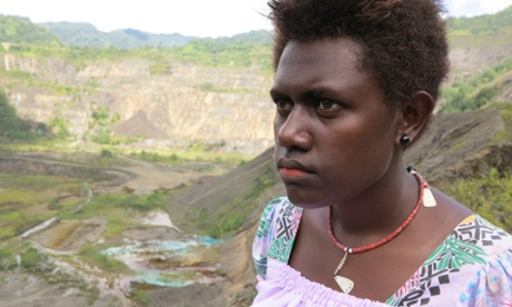 bougainville interview