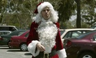 In praise of bad Santas: Billy Bob Thornton in the 2003 film.
