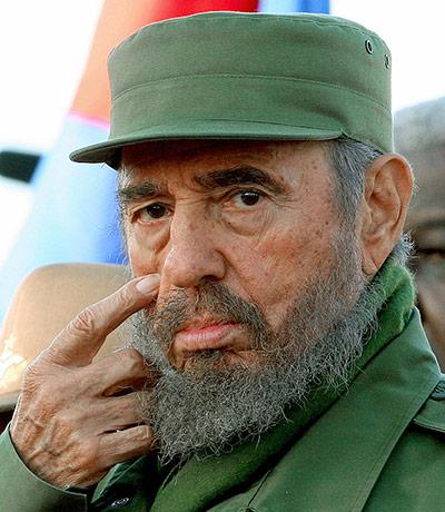 10 best: Fidel Castro