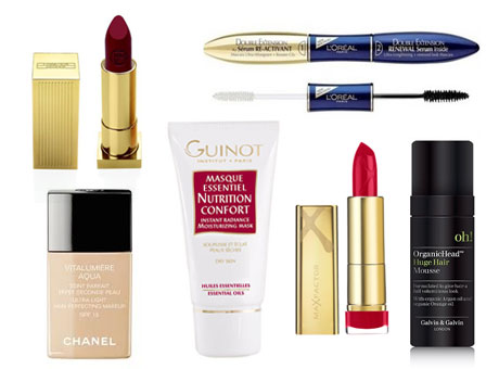 Party beauty favourites from the experts