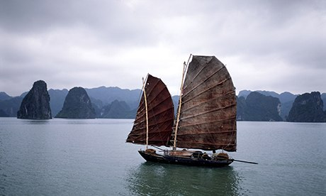 Halong Bay, Vietnam, Indochina, Southeast Asia