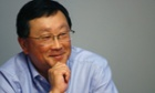 John Chen, interim CEO of BlackBerry