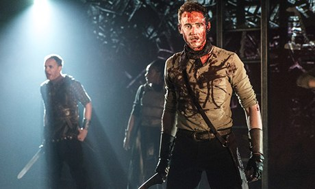 Coriolanus; Stephen Ward; Oliver! – review
