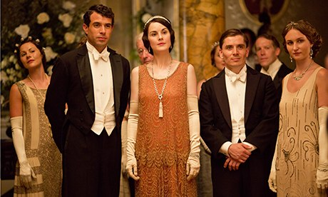 Downton Abbey Christmas E 008 - Football player's tampon falls out during game
