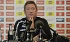 Cardiff City FC press conference