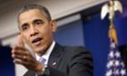 President Barack Obama speaks