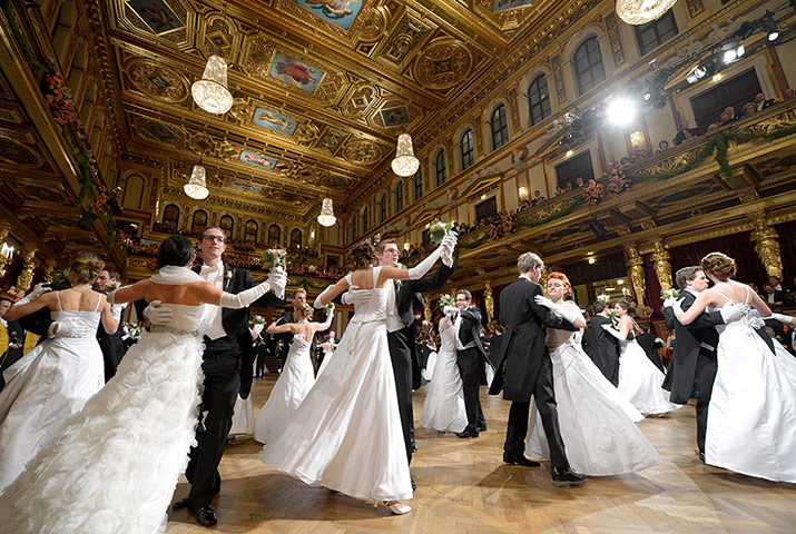 how to dance the blue danube waltz