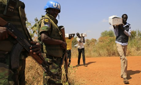 UN mission in South Sudan