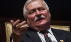 Lech Walesa attacks David Cameron
