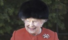 Queen at Sandringham