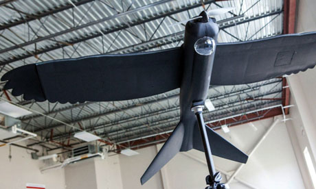 Drones PMAW