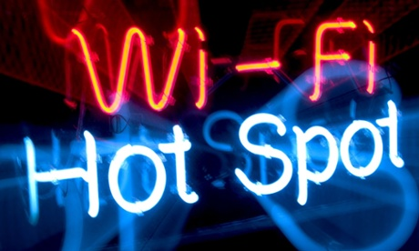 internet wifi hot spot