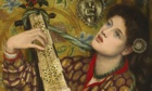 Rossetti's A Christmas Carol is on the list of tax-exempted artworks