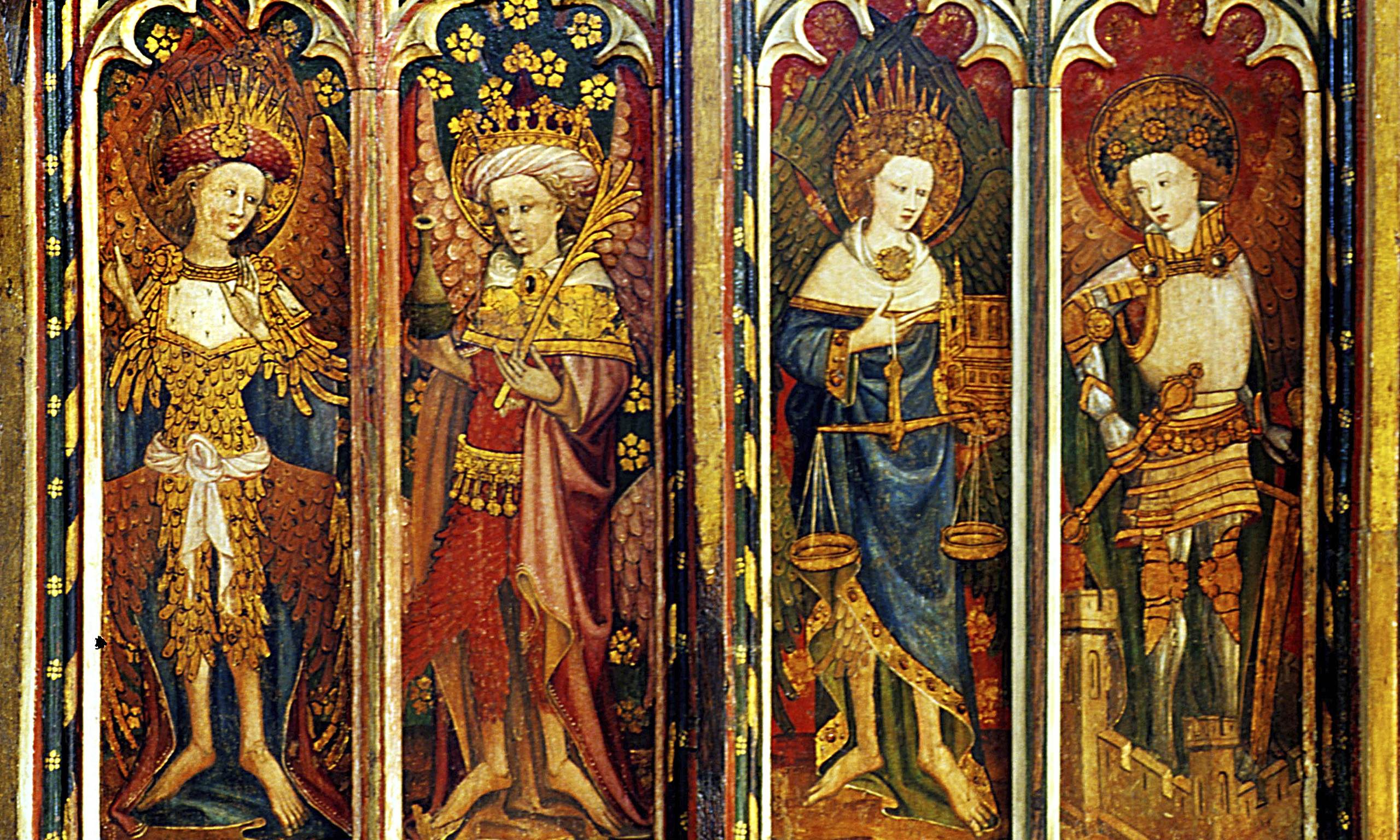 a comparison of the paintings from the medieval and renaissance period The renaissance so, you want to be a renaissance artist okay, that's a great  goal, but there are a few things you need to know about the renaissance.